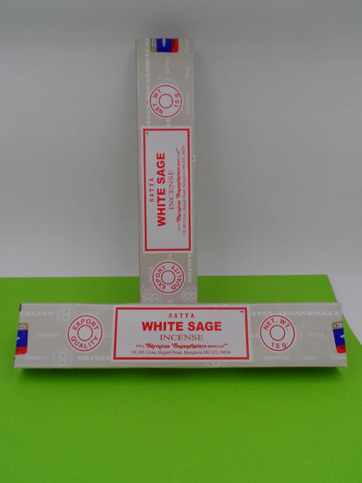 encens sauge blanche en batons