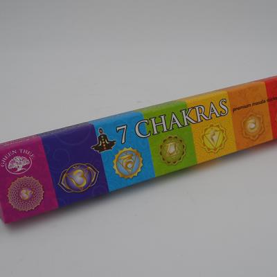 encens 7 chakras