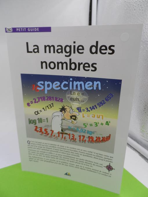 guide pratique sur la magie des nombres