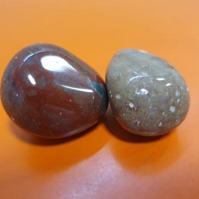 pierre roulée jaspe fancy